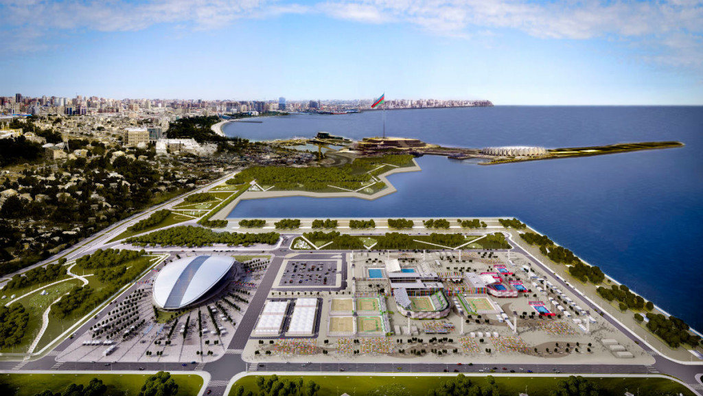 baku-aquatic-center